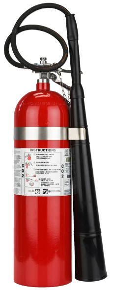 Strike First fire extinguisher